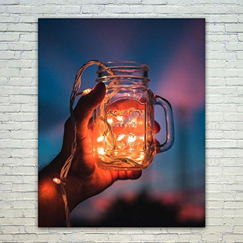 Led Light Emitting Wallpaper - 2