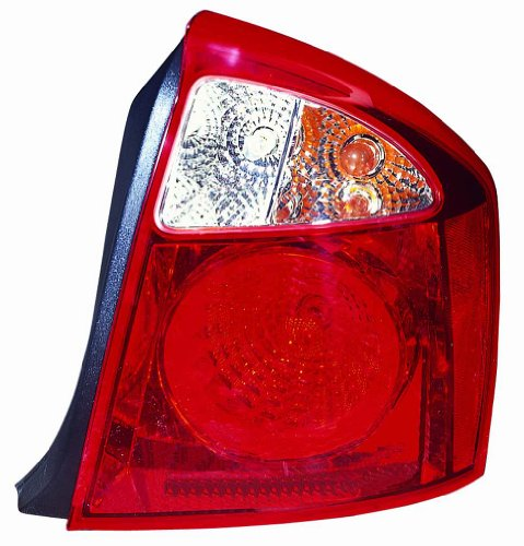 Spectra Headlight Kia Replacement Headlights