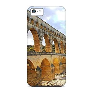 diy phone caseHot Snap-on Pont Du Gard Hard Covers Cases/ Protective Cases For iphone 5/5sdiy phone case