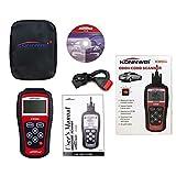 Areyourshop OBD2 Scanner Diagnostic Code Reader New KONNWEI KW808 OBDII Car Diagnostic Tool
