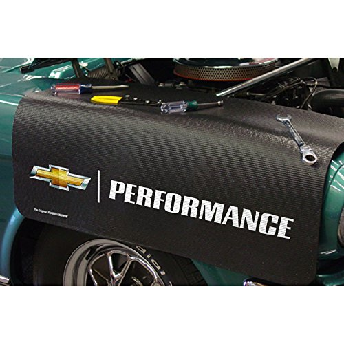 Drake GM Chevrolet Performance Parts Fender Gripper Cover