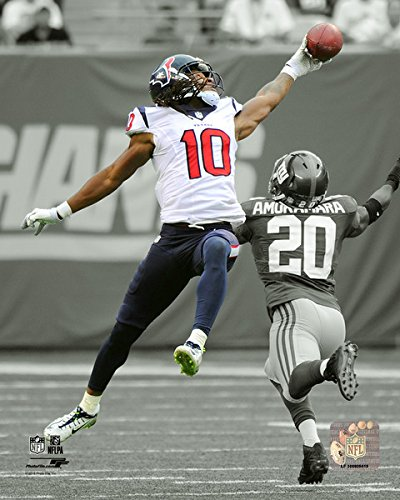 DeAndre Hopkins Houston Texans NFL Spotlight Action Photo
