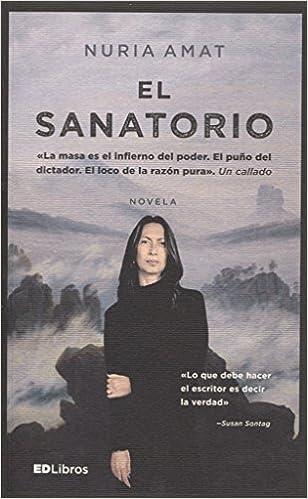Resultado de imagen de el sanatorio nuria amat amazon