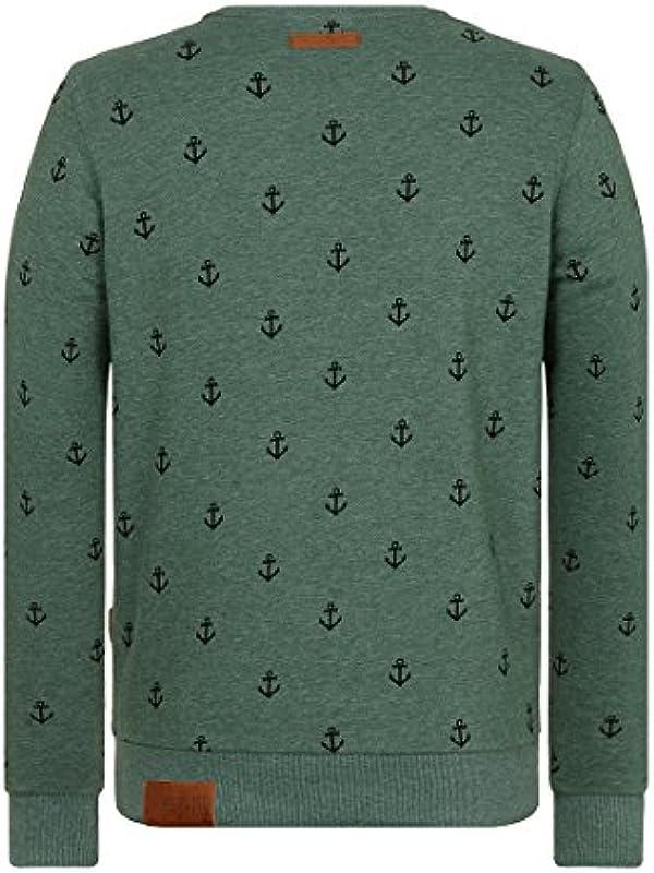 Naketano męski sweter Fuck Being Modest Sweater: Odzież