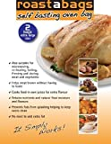Large Turkey Oven roasting bags 45 x 55cm 2 Pack