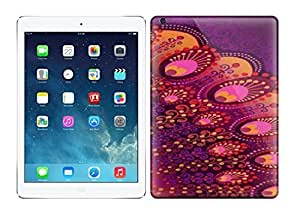 Love Kiss Design High Quality PEACOCK Art NO.53 Cover Case With Excellent Style For Ipad Air by icecream design