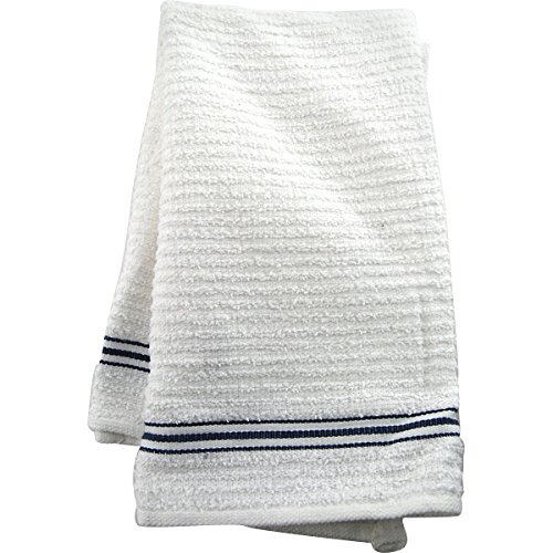Multi-Purpose Ribbed Bar Towels - Set of 3 (Bakers And Chefs Bar Mops)