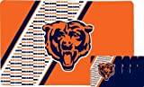 CHICAGO BEARS PLACEMAT AND COASTER SET