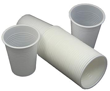 300 18 angelsharkseries/190 ml de vasos desechables para café agua precipitados - máquina dispensadora pajas: Amazon.es: Bricolaje y herramientas