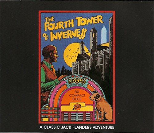 The Fourth Tower of Inverness