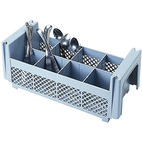 Cambro (8FBNH434151) 8 Compartment Flatware Basket - Camrack