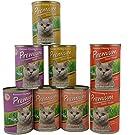 Premium Best Food Katzenfutter Nass- und Trockenfutter, Made in Europe