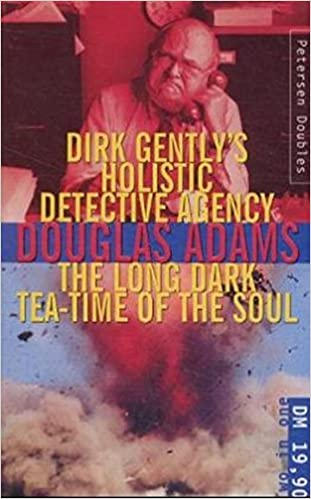 Dirk Gentlys Holistic Detective Agency The Long Dark Tea Time Of
