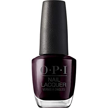 Amazon Com Opi Nail Lacquer Black Cherry Chutney 0 5 Fl Oz