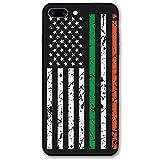 IPhone 8 Plus Case American Flag Irish I