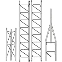 ROHN 25SS030 30 Self Supporting Tower, No Ice