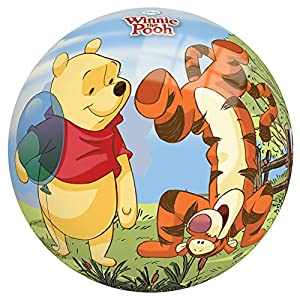 John 50699 - Vinyl Spielball Winnie The Pooh, 9 , 23 cm