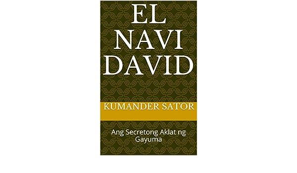 EL NAVI DAVID: Ang Secretong Aklat ng Gayuma - Kindle
