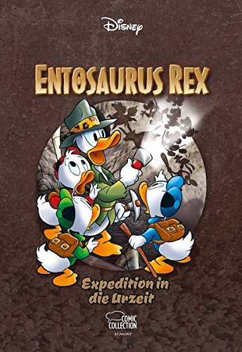 Enthologien 32: Entosaurus Rex – Expedition in die Urzeit
