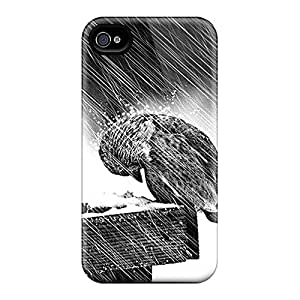 New Arrival Cover Case With Nice Design For Iphone 4/4s- Chilling Out