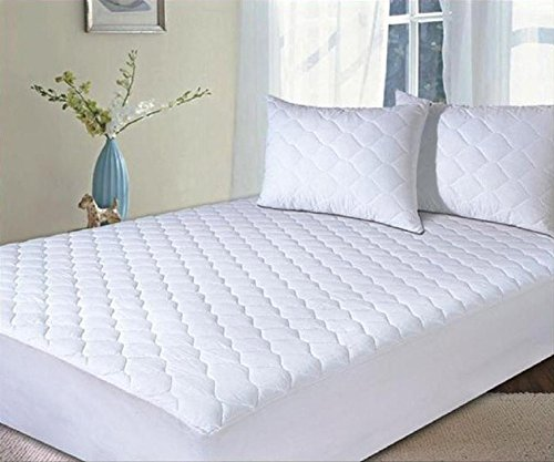 Quilted Fitted Mattress Protectors, Waterproof ,Hypoallergenic, Avoid Dust mite. (Queen)