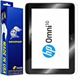 ArmorSuit MilitaryShield - HP Omni 10 Screen Protector Shield + Lifetime Replacements