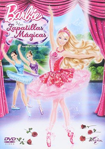 Barbie y las zapatillas mágicas(Barbie In The Pink Shoes)