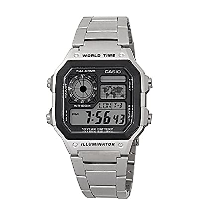 Casio Men's Digital Watch from Casio