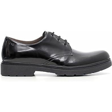 Nero Giardini - Zapatillas para hombre negro Size: 41 IBUMh4R