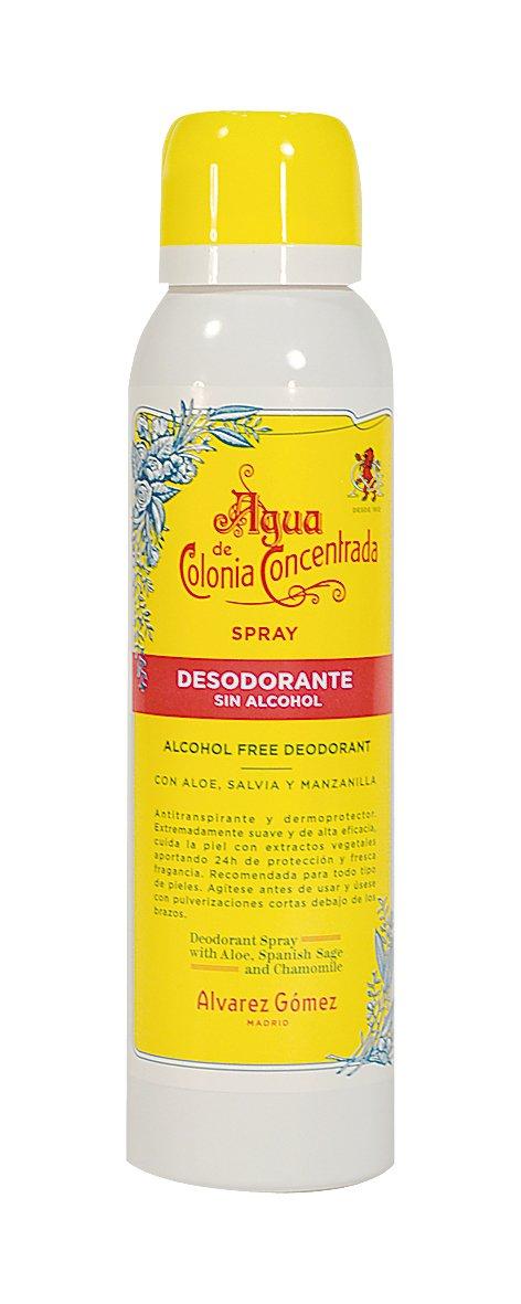 ALVAREZ GOMEZ deodorant spray 150 ml 8422385199216