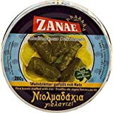Grape Leaves stuffed with rice %28zanae%...