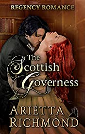 The Scottish Governess: Regency Romance