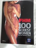 FHM Magazine 100 Sexiest Women in the World 2002