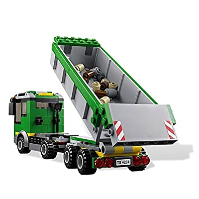 LEGO City 4204 The Mine (Discontinued by manufacturer): Toys & Games