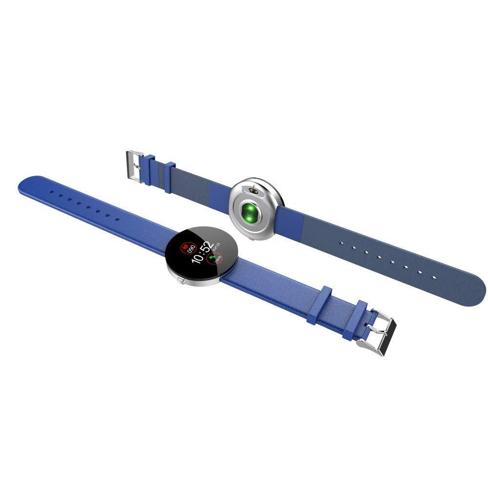 LUXISDE Fitness Bracelet Smartwatch Ladies, Activity Tracker Y11 Smart 1.3 Inch IPS Color Display Heart Rate Monitor Fitness Tracker Watch by LUXISDE (Image #5)