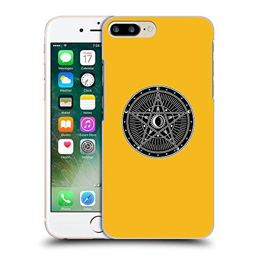 GoGoMobile Coque de Protection TPU Silicone Case pour // Q08300602 Mystique occulte 9 ambre // Apple iPhone 7 PLUS