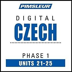 Czech Phase 1, Unit 21-25