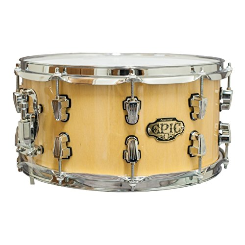 Ludwig Epic 7''x14'' 20-Ply Snare Drum - Natural by Ludwig