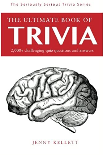 Amazon in: Buy The Ultimate Book of Trivia: Volume 1 (Trivia