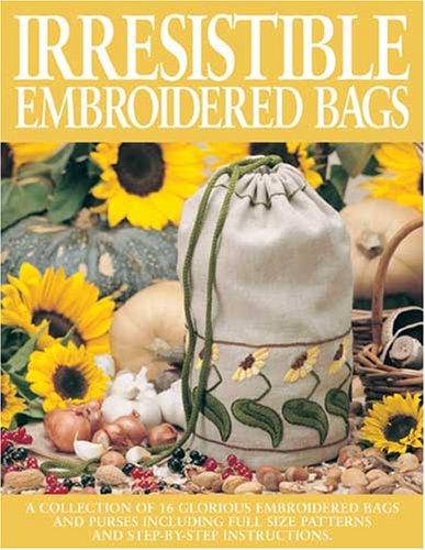 Embroidered Bag Patterns - 5