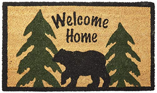 Park Designs Welcome Home Black Bear ()