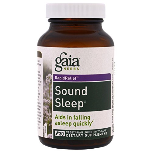 (Sound Sleep Gaia Herbs 30)