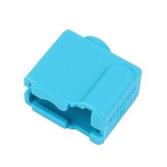Hillrong - Funda de silicona para impresora 3D Volcano V2, azul, 1 ...