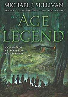 Book Cover: Age of Legend