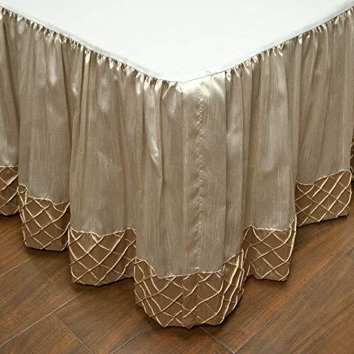Austin Horn Classics Casablanca Luxury Bed Skirt (Queen) (Austin Bedskirt)