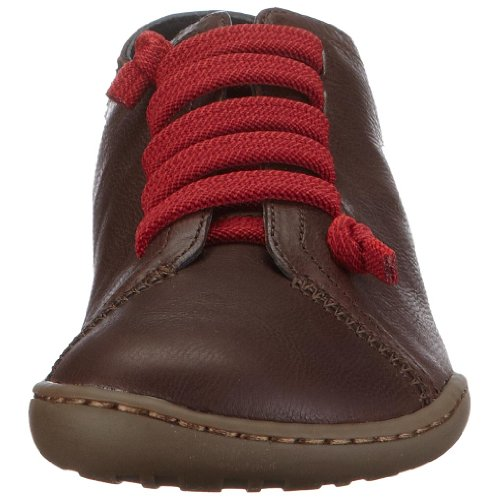 Camper Peu Cami 20848, Sneaker, Donna Marrone (Dark Brown 020)