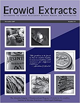 Erowid Extracts, a Psychoactive Plants and Chemical