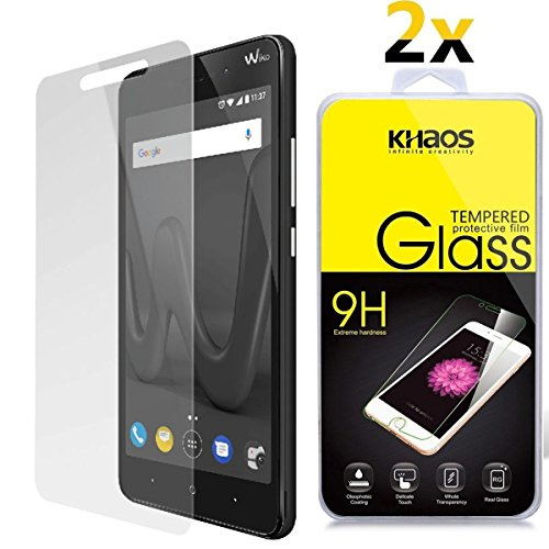 Tempered Glass Screen Protector for Wiko Lenny 2 (Clear) - 8