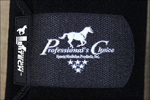 Professional's Choice VenTECH Standing Wraps - BLACK by Professional Choice (Image #3)