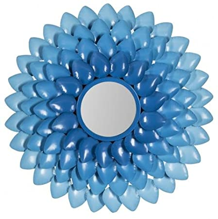Safavieh MIR4063C Home Collection Purple Chrissy Mirror